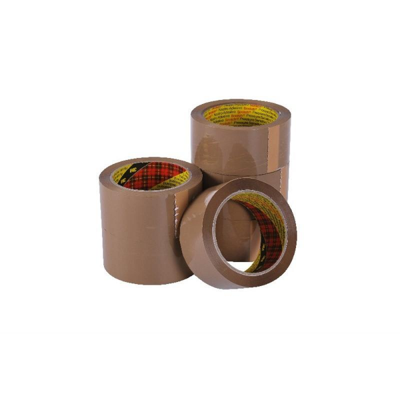 Brown Sticky Sellotape