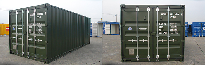 Container Storage Leicester