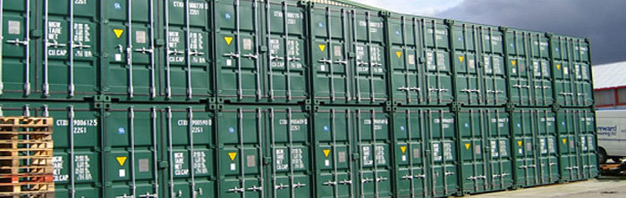 OUTDOOR STORAGE CONTAINERS -  Storage Leicester
